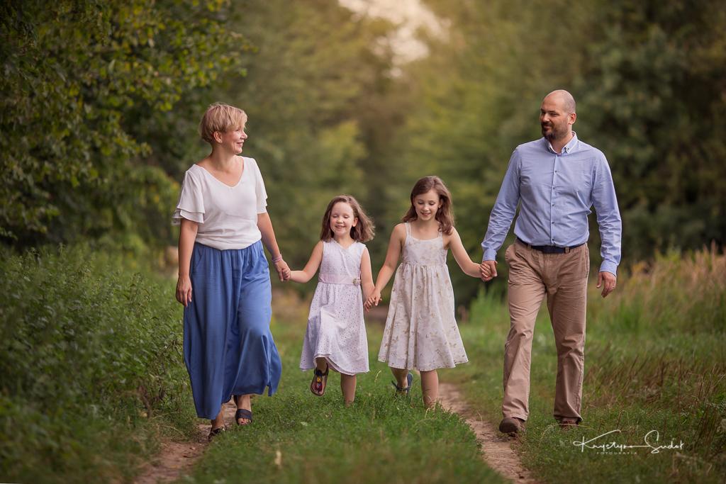 sesja rodzinna w Wieliczce