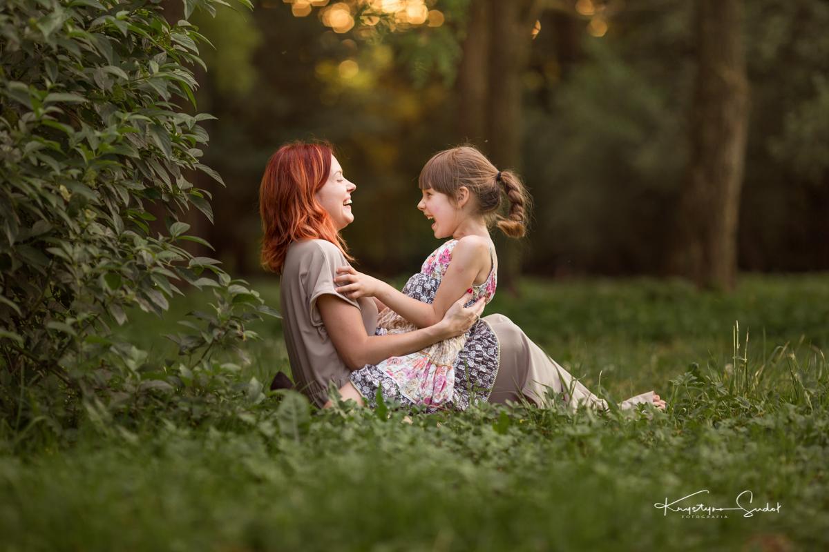 sesja zdjęciowa mama i ja